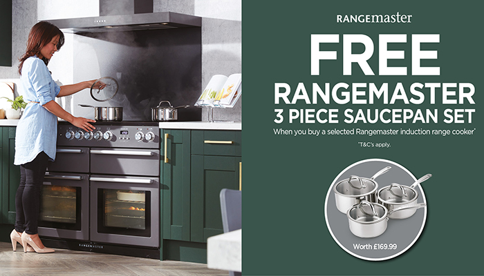 New Rangemaster promotion offers autumn boost to retailers