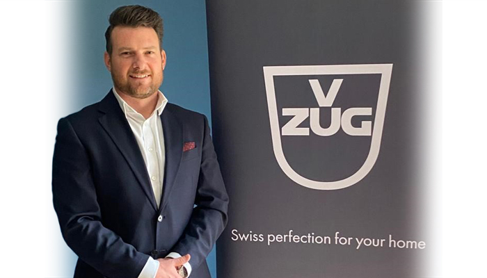 V-Zug expands UK team with head of sales appointment