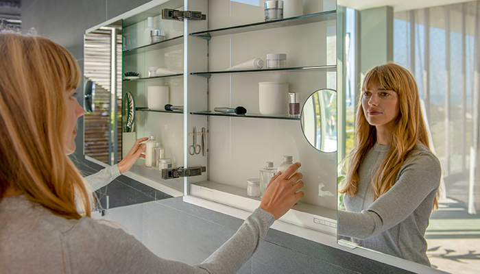 Bathroom design: Maximising space with hardworking storage