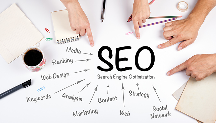4 simple steps to increasing your website's SEO ranking