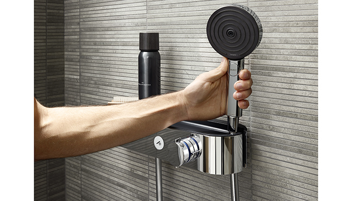 Hansgrohe launches new Pulsify shower collection