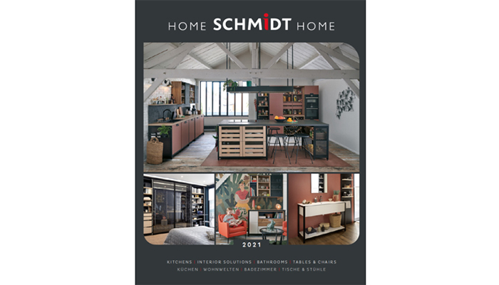 Schmidt publishes new brochure showcasing Home collections