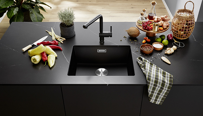 Blanco unveils new bold Silgranit sink colour