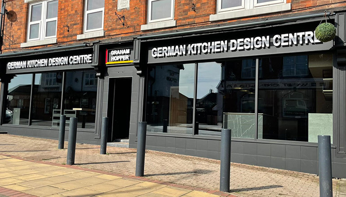 The Kitchen Group and Fisher & Paykel join forces for new showroom